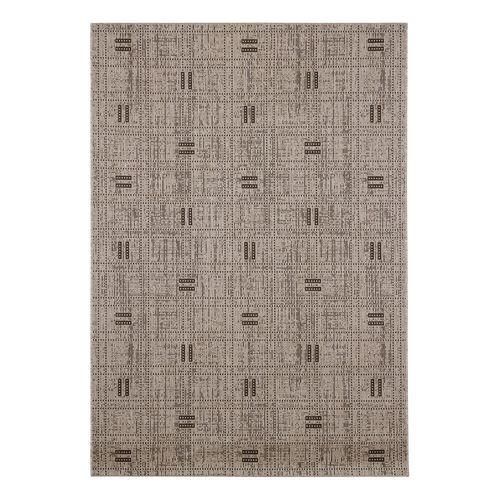 Carpet Rug Flatwoven Astra Striped beige online kaufen