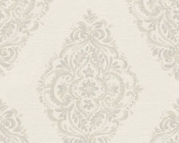 Wallpaper ornaments AS Creation creamwhite 30695-3 online kaufen