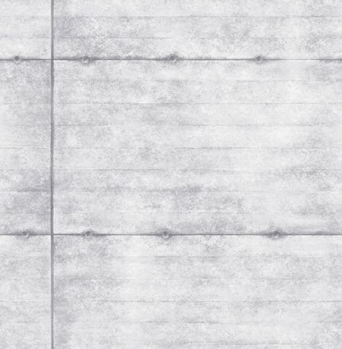 Tapete Stein-Optik Beton Wand World Wide Walls grau 022303 online kaufen