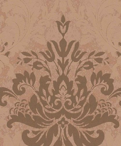 Wallpaper baroque shine terra Marburg La Veneziana 57922