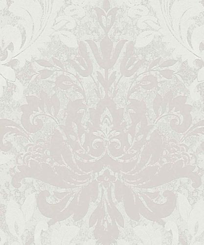 Wallpaper baroque shine white Marburg La Veneziana 57924 online kaufen