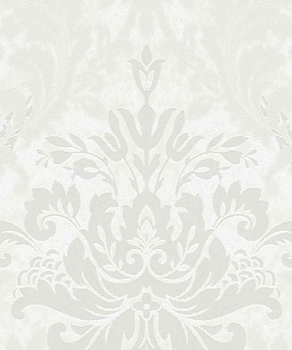 Wallpaper baroque shine white Marburg La Veneziana 57925 online kaufen