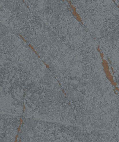 Tapete Struktur Glanz blau Marburg La Veneziana 57926 online kaufen