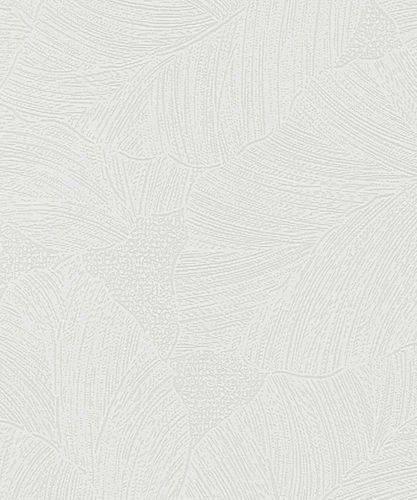 Wallpaper leaves white Marburg La Veneziana 57953 online kaufen