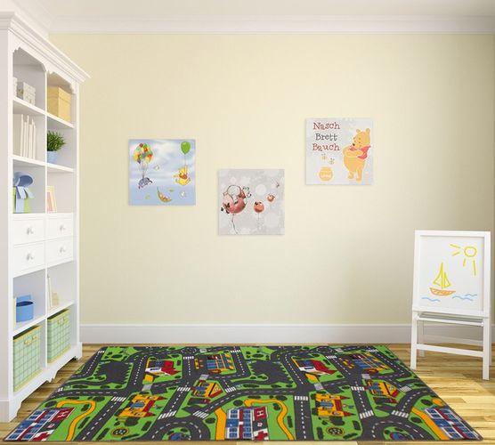 teppich kinder stra enteppich spielteppich 120x200cm. Black Bedroom Furniture Sets. Home Design Ideas