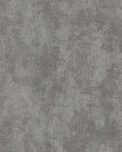 Non-Woven Wallpaper Plaster grey bronze Metallic 58008