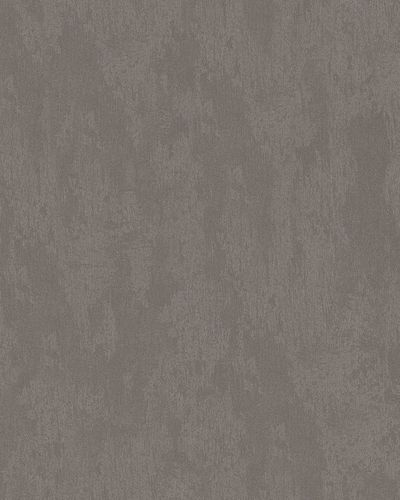 Non-Woven Wallpaper Plaster dark red brown Metallic 58024