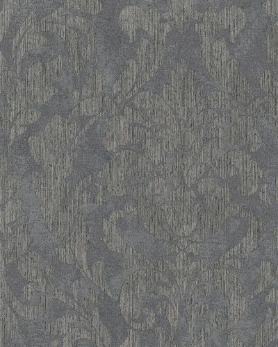 Wallpaper tendril floral shine grey Marburg 58033 online kaufen