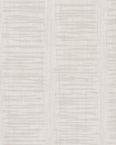 Wallpaper stripes shine beige Marburg Nabucco 58043