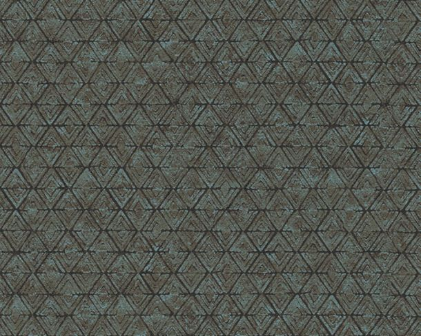 Wallpaper diamond graphic Lutèce brown 32710-6 online kaufen