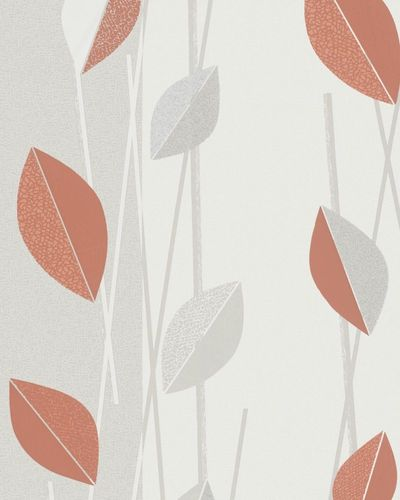 Wallpaper leaves white glitter Marburg 57727 online kaufen
