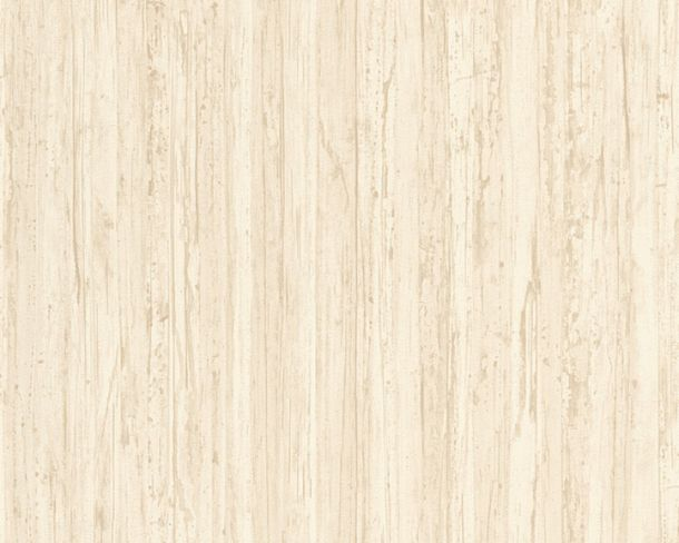 Tapete Holz Planken Natur AS Creation creme 32714-1 online kaufen