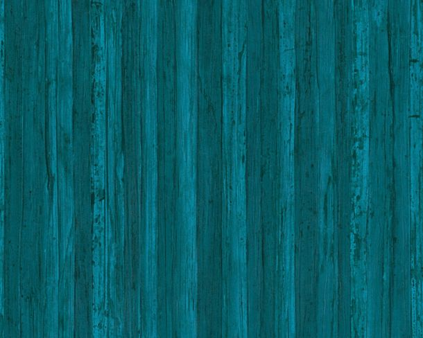 Wallpaper wooden board AS Creation blue 32714-5 online kaufen
