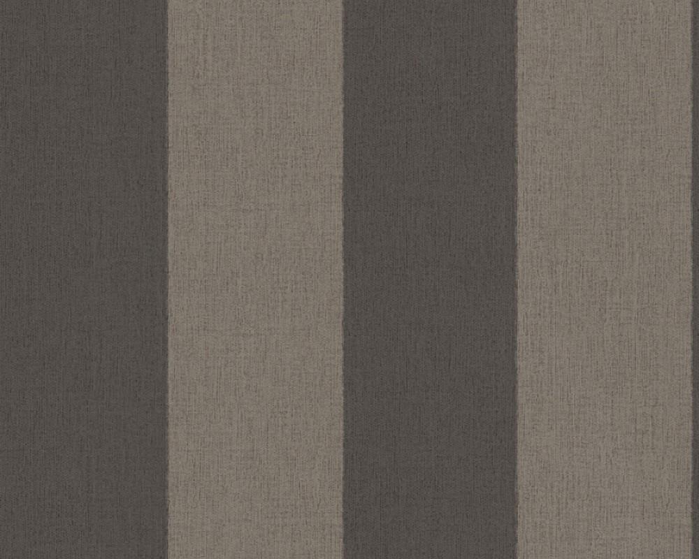 wallpaper striped as creation beige anthracite 32718 1. Black Bedroom Furniture Sets. Home Design Ideas