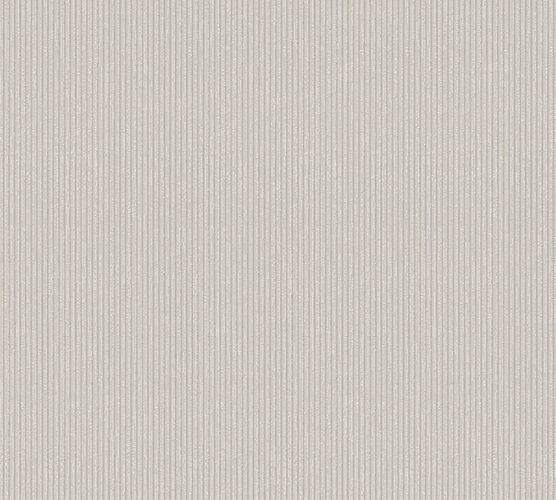 Wallpaper texture striped taupe AS Creation 31969-4