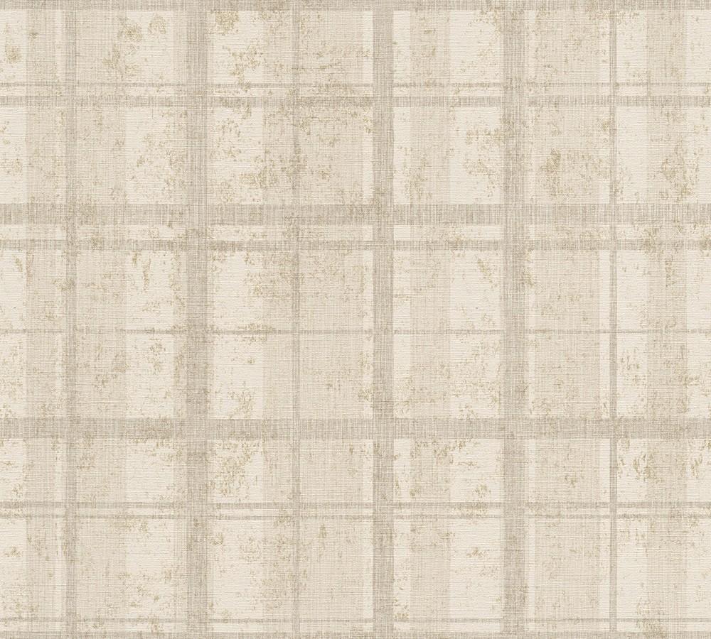 tapete landhaus metallic creme as creation 31992 2. Black Bedroom Furniture Sets. Home Design Ideas