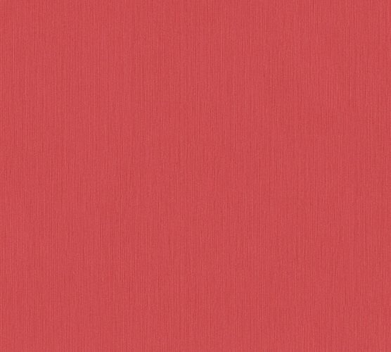 Wallpaper plain designs AS Creation red 32586-5