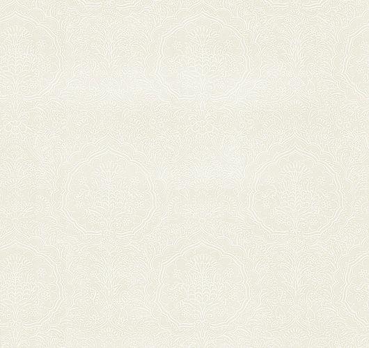 Wallpaper baroque shine beige white P+S 13481-80 online kaufen