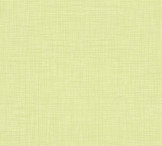 Wallpaper plain design AS Creation green 2803-67