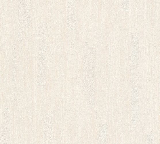 Wallpaper plain texture AS Creation beige cream 31940-2