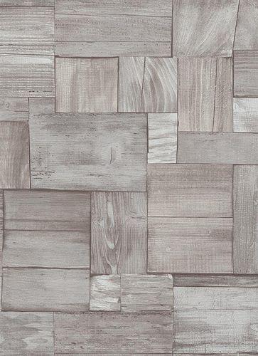Non-woven wallpaper wood style beige Erismann 5819-11 online kaufen