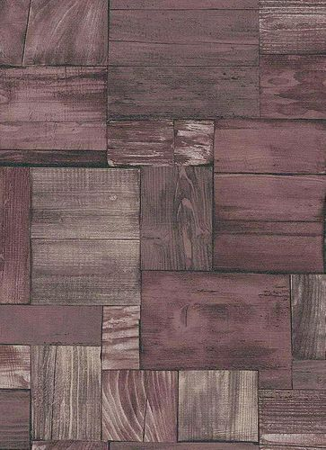 Wallpaper wood brown red Erismann Prime Time 7354-11 online kaufen