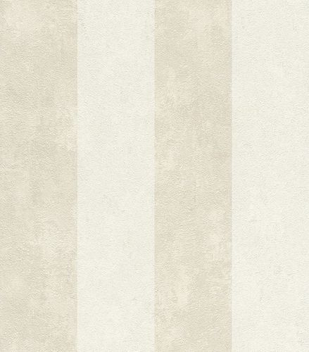 Wallpaper striped texture Rasch Lucera cream 608946 online kaufen