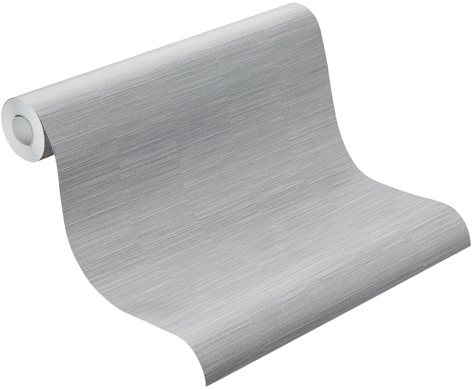 vliestapete rasch deco style meliert grau silber 773811. Black Bedroom Furniture Sets. Home Design Ideas