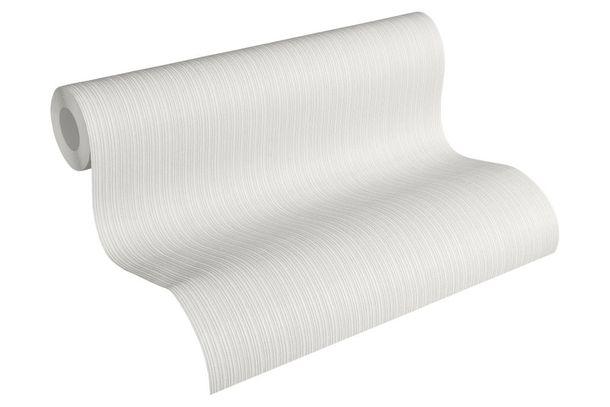 Wallpaper Michael Michalsky plain striped cream 3263-24 online kaufen