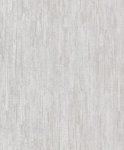 Tapete Vintage Struktur Rasch Pure Vintage grau 480955
