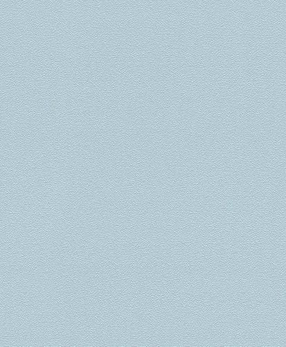 Non-Woven Wallpaper Plain Structured blue Rasch 740066 online kaufen