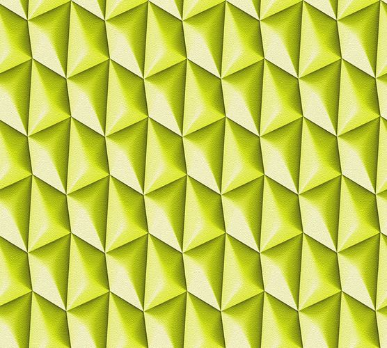 Wallpaper Mac Stopa Design graphic retro green 32708-5