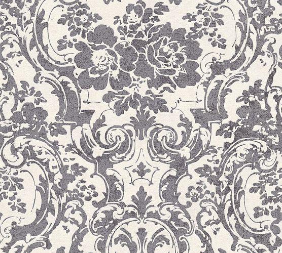 Tapete Barock Blume beige grau livingwalls 32831-1 online kaufen
