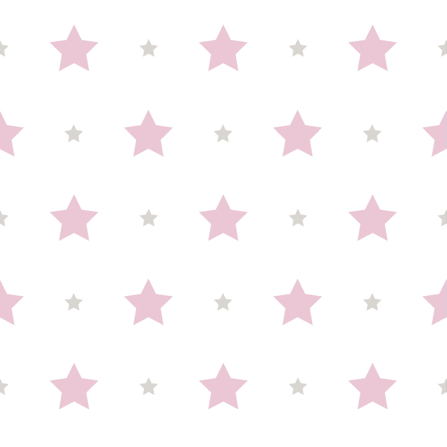 pink star wallpaper  Kids Wallpaper stars star Rasch Textil white pink 330136