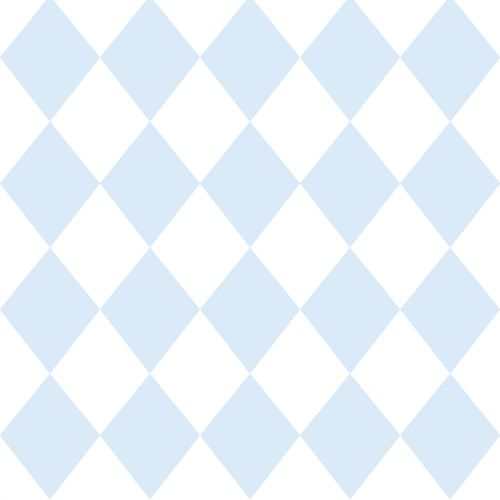 Kids Wallpaper diamond World Wide Walls blue white 330204 online kaufen