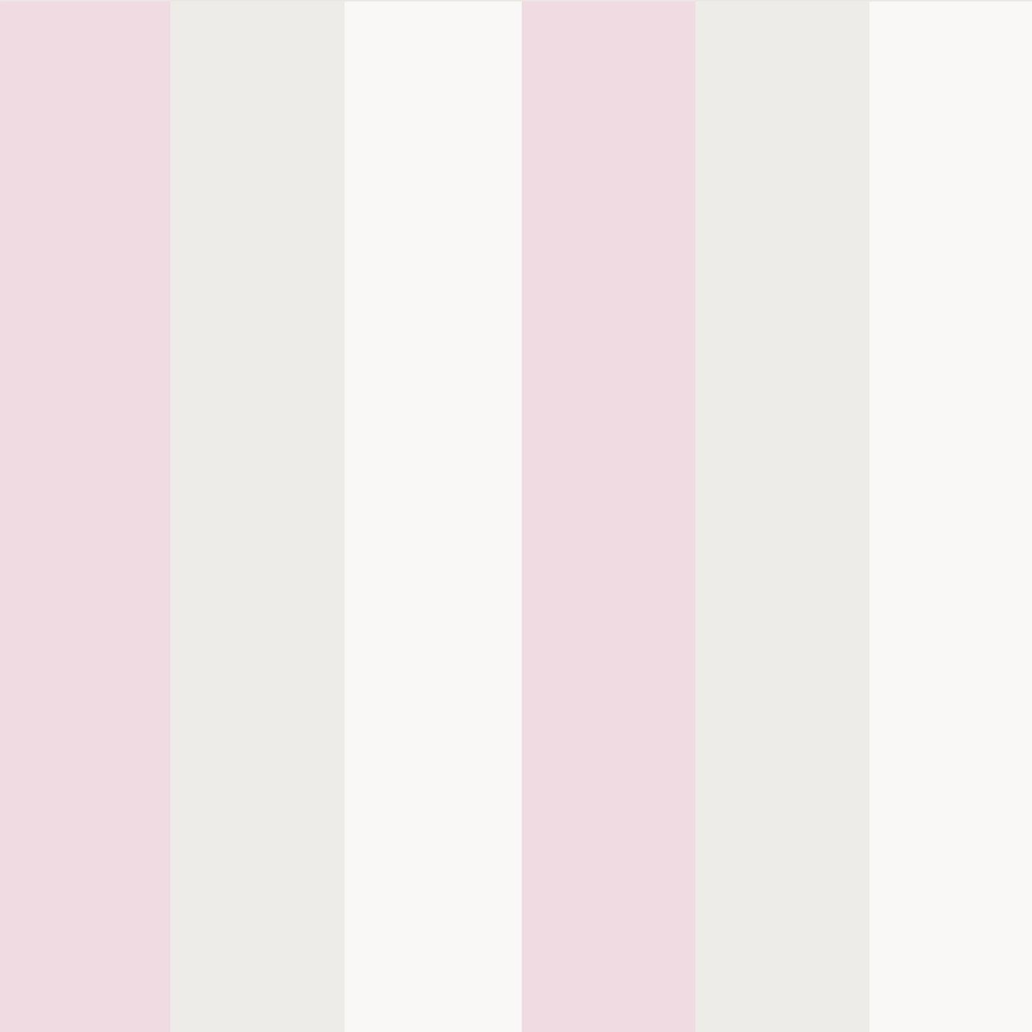 Papiertapete streifen rasch textil rosa grau 330280 - Rosa weiay gestreifte tapete ...