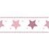 Tapetenbordüre Borte Sterne Rasch Textil Bimbaloo blau beige 330501 1