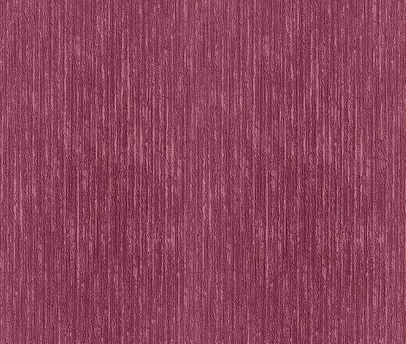 Markentapete Rasch Streifenstruktur weinrot Glanz 505955 online kaufen
