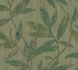 Wallpaper floral green gold AS Creation 32880-1 001