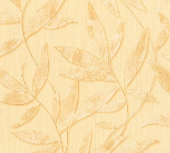 Wallpaper floral yellow beige AS Creation 32880-4 online kaufen