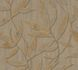Wallpaper floral taupe gold AS Creation 32880-5 001