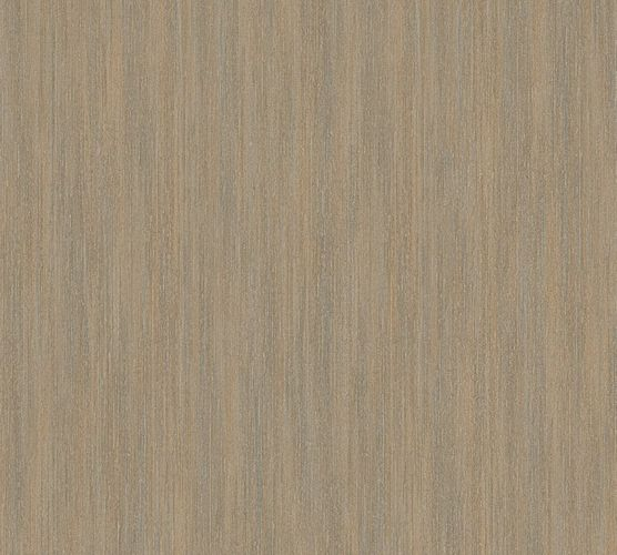 Non-woven wallpaper striped plain brown grey 32882-5 online kaufen