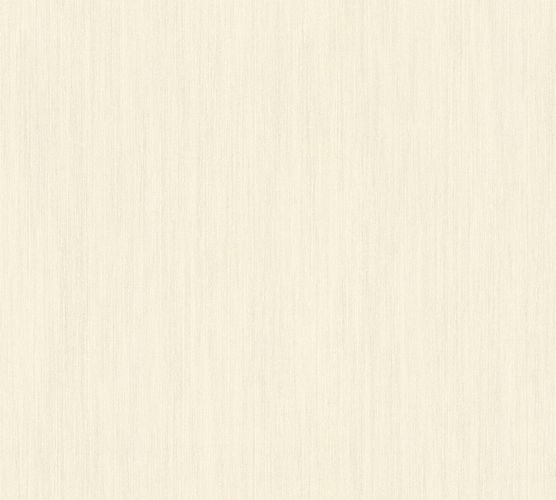 Non-woven wallpaper striped plain cream 32882-7 online kaufen