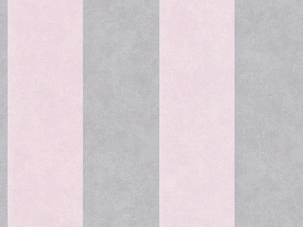 Wallpaper stripes striped AS Creation rose grey 32990-3