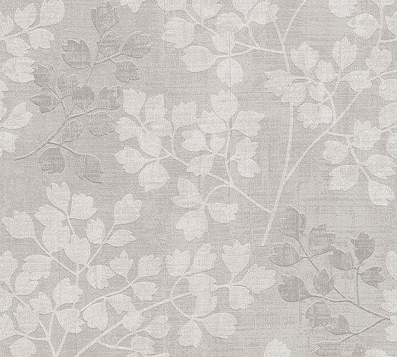 Wallpaper floral blossoms AS Creation taupe 33592-2 online kaufen