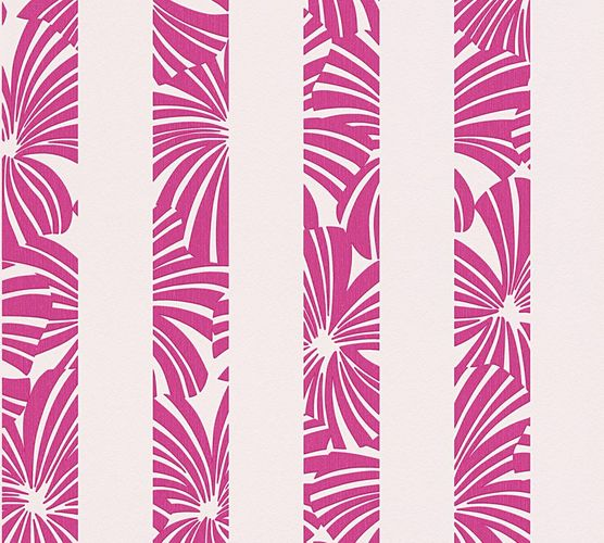Wallpaper Esprit Home stripes graphic pink 32760-3 online kaufen