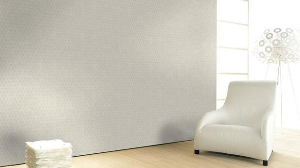 Wallpaper graphic stars gloss Marburg cream beige 58102 online kaufen
