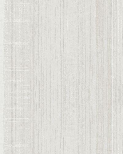 Wallpaper striped gloss Marburg La Vie cream white 58127 online kaufen