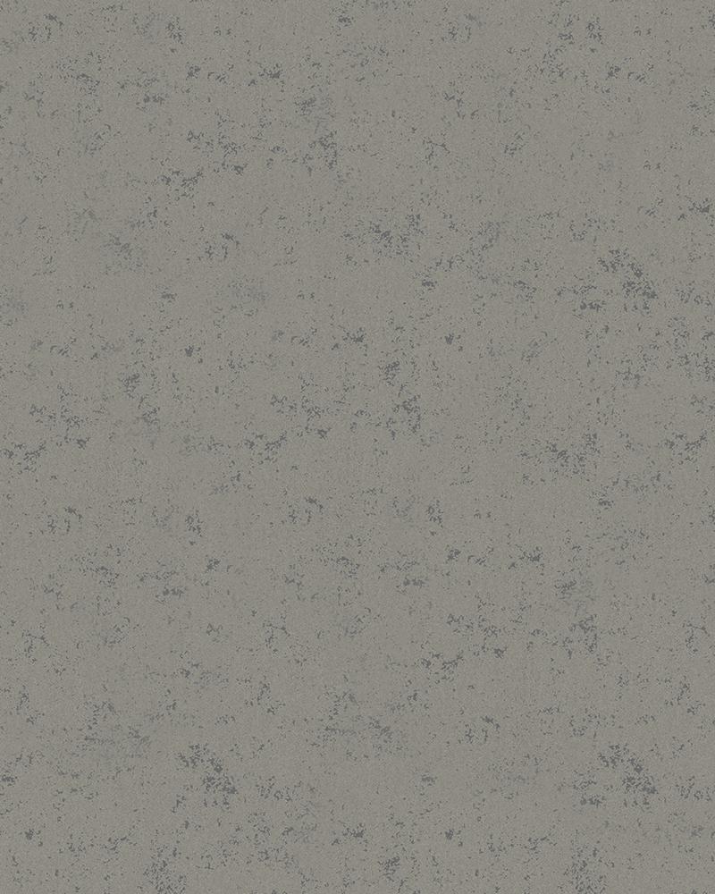 wallpaper plaster style gloss marburg grey metallic 58138. Black Bedroom Furniture Sets. Home Design Ideas