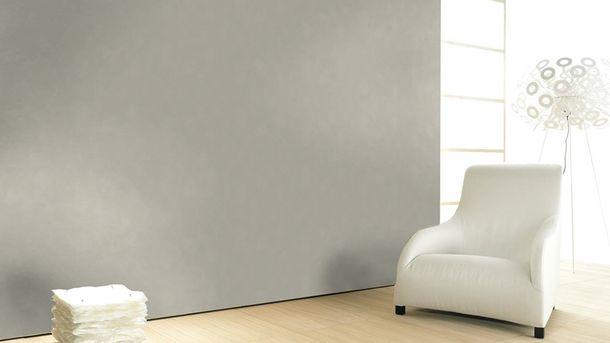 Non-Woven Wallpaper plain plaster texture beige 58145 online kaufen